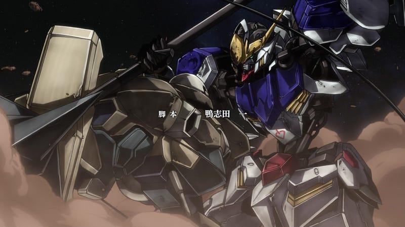 Illustration for article titled Gundam: Iron-Blooded OrphansImpressions - Episode 7
