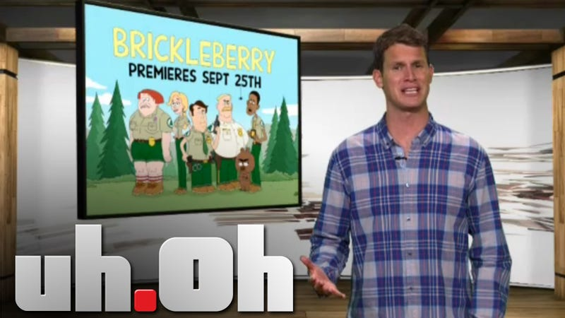 Illustration for article titled Daniel Tosh Reportedly Scrambling to Find Non-Rape Joke Before New Show Premieres Today