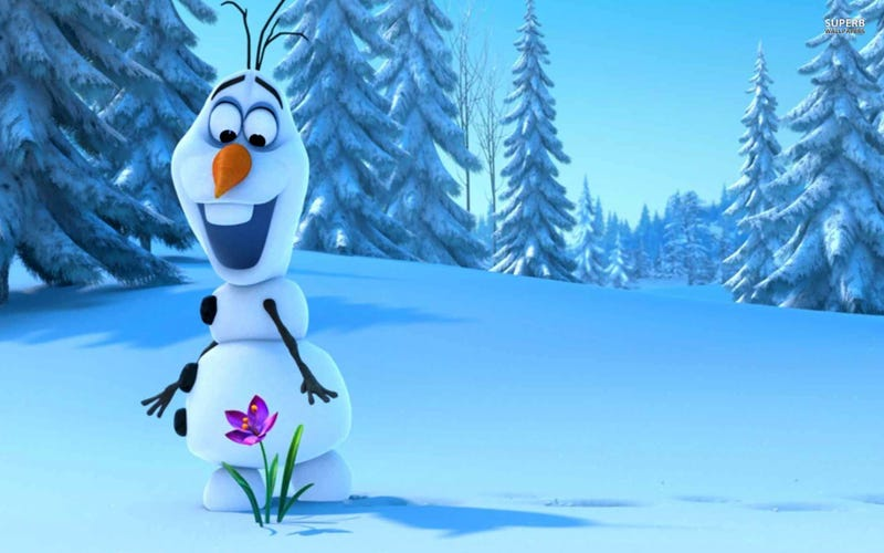 """Illustration for article titled """"Frozen"""" is Not What You Might Expect"""
