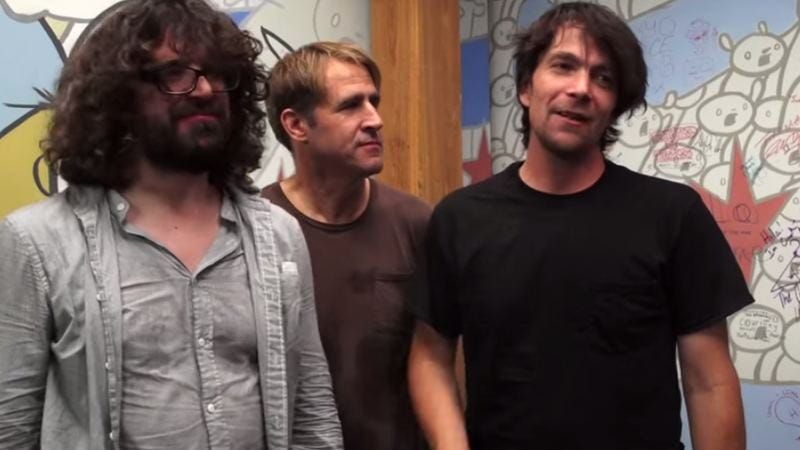 Illustration for article titled Sebadoh is releasing their Rush cover as a seven-inch and going on tour