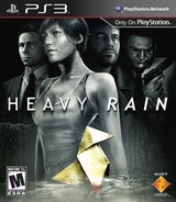 Illustration for article titled Week in Games: Heavy Rain's Gonna Fall