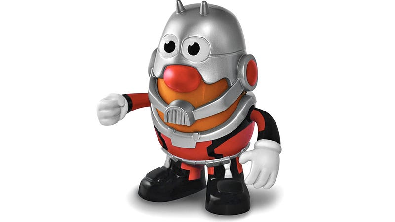 Illustration for article titled Our First Official Look At Mr. Potato Head In His Ant-Man Costume