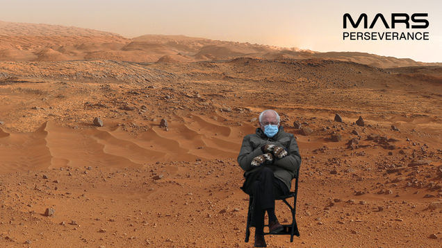 Snap a Selfie on Mars with NASA s Virtual Photo Booth to Celebrate Perseverance Landing