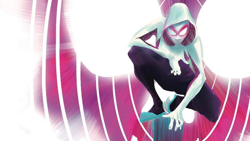 Illustration for article titled Exclusive Marvel preview: Gwen confronts her father in Spider-Gwen #3