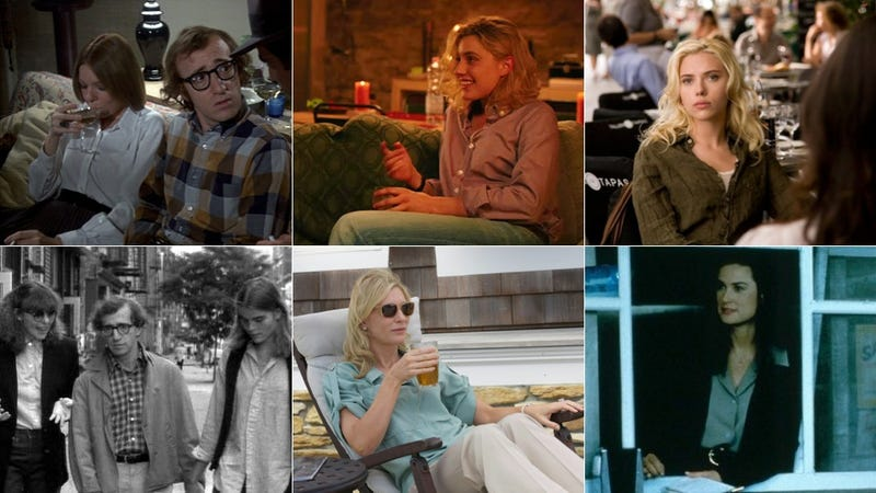 Illustration for article titled All of Woody Allen's Female Characters Dress Alike