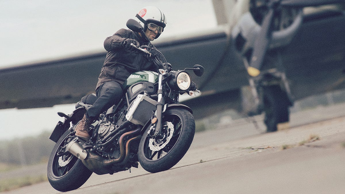 The Yamaha XSR700 Is Ducati Scrambler Competitor Weve Waited For