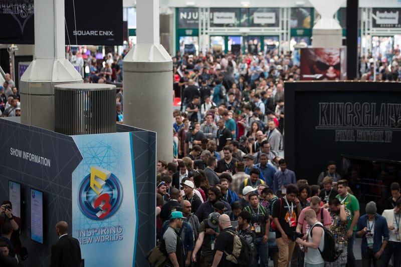 Photo of E3 2016 (via ESA)