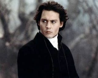 Illustration for article titled Abraham Lincoln Vampire Hunter author penning Johnny Depp's Dark Shadows