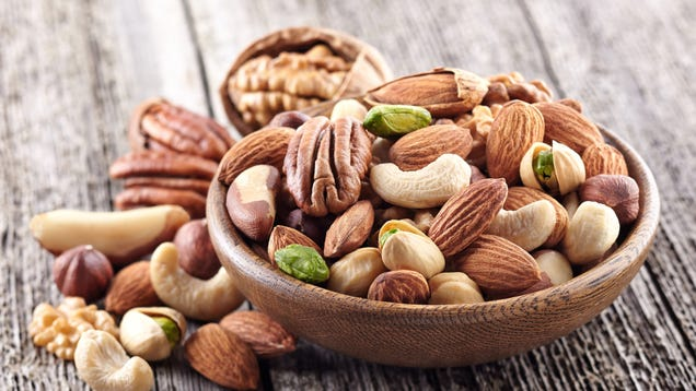 Nuts Don t Have as Many Calories as You Think