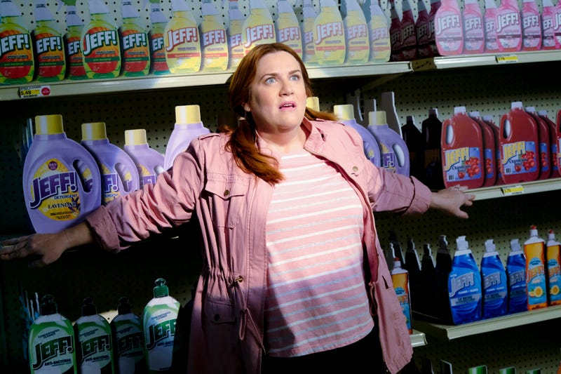 Donna Lynne Champlin (Photo: Eddy Chen/The CW)