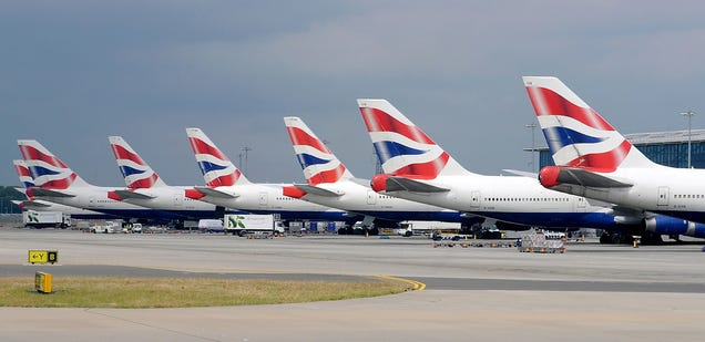Illustration for article titled Proposed third runway at Heathrow will run right through British Airways headquarters