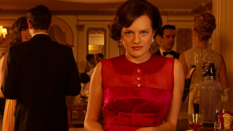 Illustration for article titled Mad Men's Elisabeth Moss to reconfirm that yes, There Are Monsters