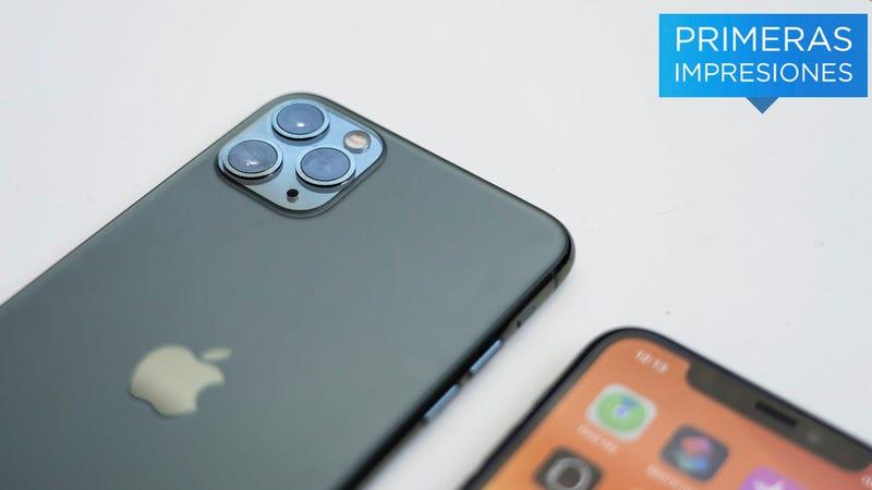 Illustration for article titled Un primer vistazo al nuevo iPhone 11 Pro y su cámara triple