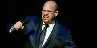 Tom Joyner (Ethan Miller/Getty Images)