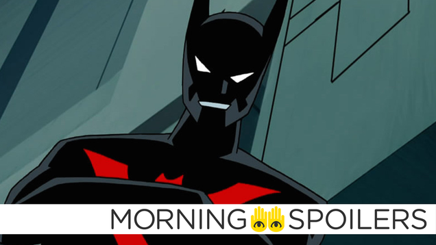 More Wild Rumors About a Batman Beyond Movie