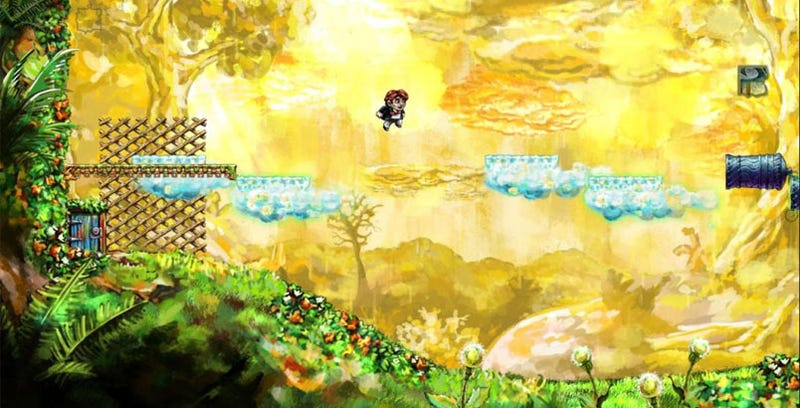 Illustration for article titled Braid For PC Also Comes With A Level Editor