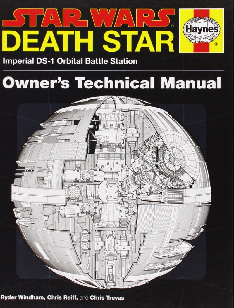 Illustration for article titled How to: Build a death star