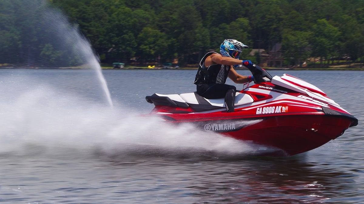 Should You Get A Jet Ski? We Rode A Cheap One And A Fast One To Find Out