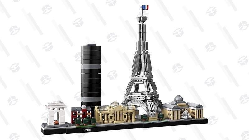 LEGO Architecture Paris Skyline | $43 | Amazon
