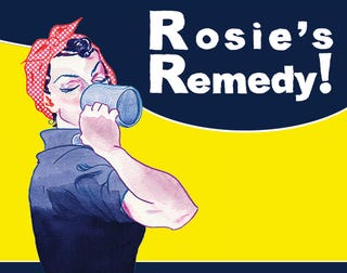 Illustration for article titled Rosie's Remedy: How to Make a Righteous, Warm Winter Cocktail