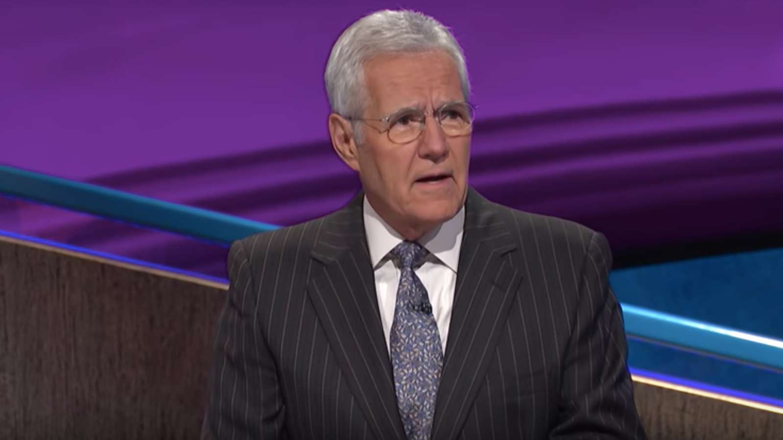Alex Trebek basically shoved a bunch of nerds in lockers on