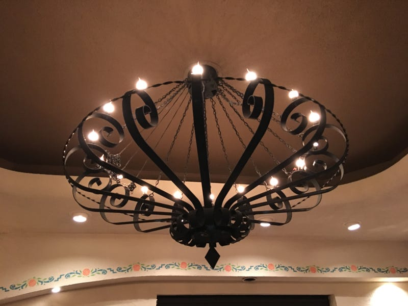 Illustration for article titled Now I notice light fixtures when I go places.