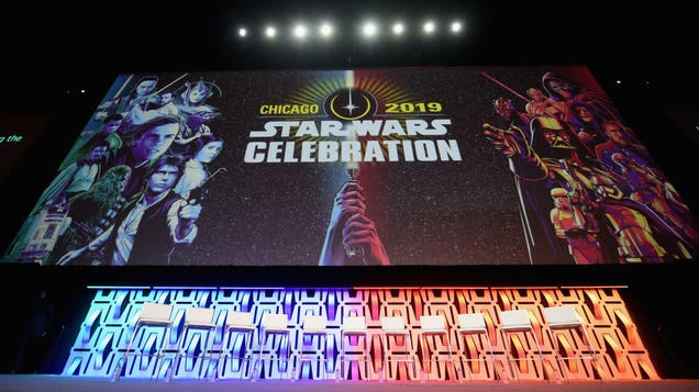 The 10 Best Things That Happened at Star Wars Celebration Chicago