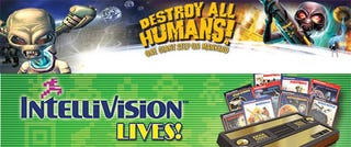 Illustration for article titled Xbox Originals: Destroy All Humans And Intellivision Reborn