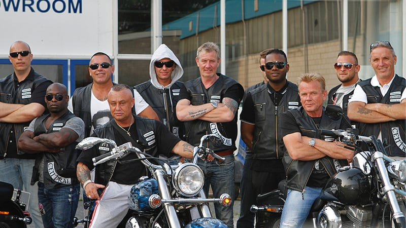 Illustration for article titled A Dutch Biker Gang Is Going To Fight ISIS And That Is Totally Okay