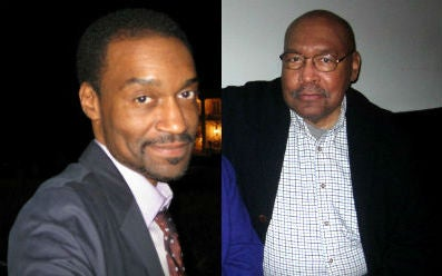 Brett Johnson; his father, Ronald Johnson