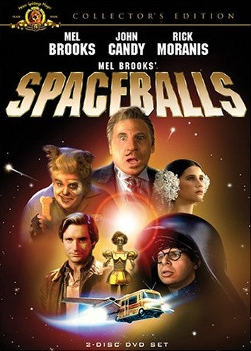 Illustration for article titled A ballsy one night only movie viewing! SPACEBALL!