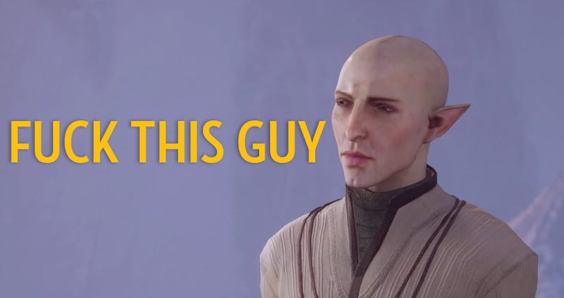 It's Been Three Years And I Still Hate Solas