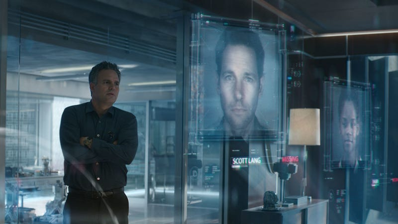 Mark Ruffalo is sad to see the Endgame cast part.