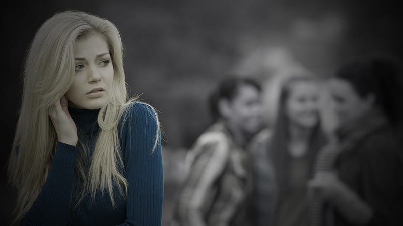 Does my friend have a stress-related disorder or another kind of mental illness?