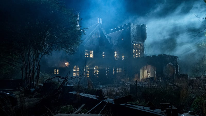 Illustration for article titled The Haunting Of Hill House creators will take Netflix to Midnight Mass