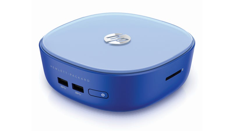 Illustration for article titled HP Stream Mini: A Cute, Cheap Windows Desktop For Just $180