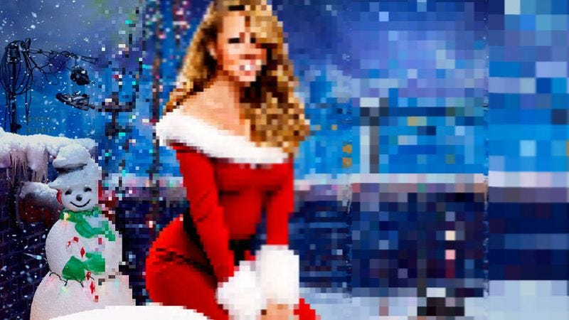 Illustration for article titled Mariah Carey suffers the indignities of a terrible MP3-to-MIDI conversion