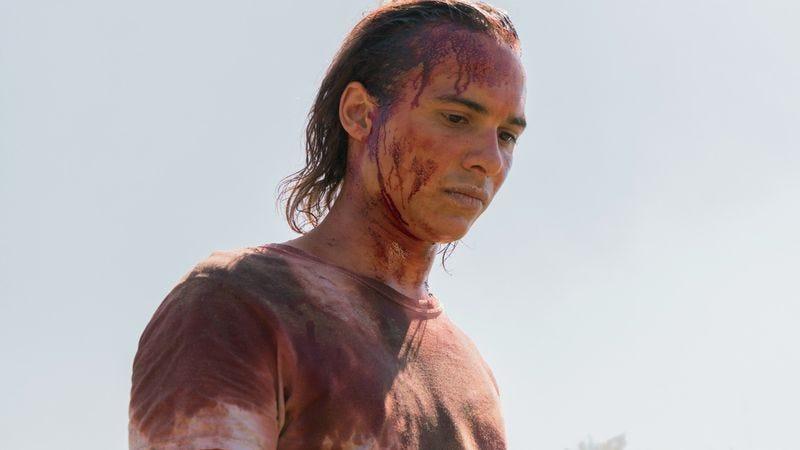 Frank Dillane in Fear The Walking Dead (Photo: Richard Foreman Jr./AMC)