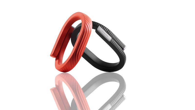 Illustration for article titled Jawbone's New UP24 Finally Brings Bluetooth to the Party
