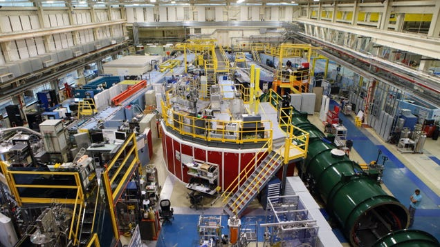 Mini Nuclear Reactor at Government Lab Shut Down After Radiation Leak