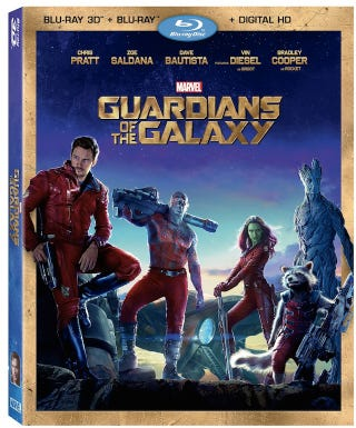 Illustration for article titled The Guardians Of The Galaxy Blu-Ray Has An Exclusive Avengers 2 Preview