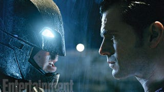 The First Photos From <i>Batman v Superman: Dawn of Justice</i> Are Here