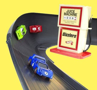 Illustration for article titled Jalopnik Holiday Gift Guide: Sizzlers Lucky Best Super O!
