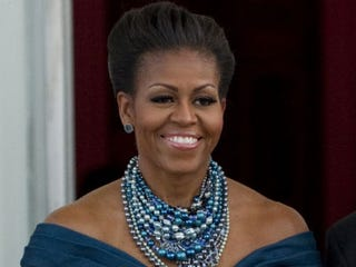 Michelle Obama (Saul Loeb/Getty Images)