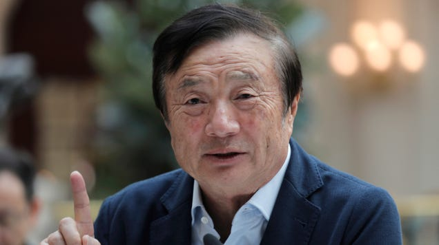 Huawei CEO Says U.S. Just Isn t That Important, Pinky-Swears Not to Spy on 5G Network