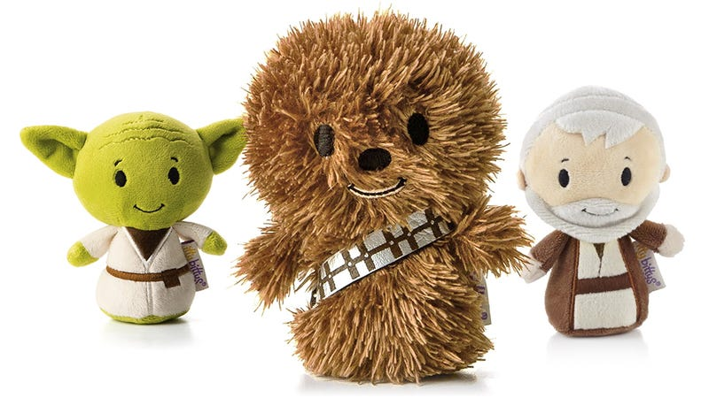 Illustration for article titled Hallmark Made Star Wars Toys So Impossibly Cute Your Head Will Explode