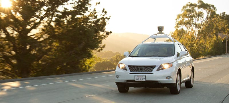 Illustration for article titled California's Proposed New Rules Could Slam The Brakes On Driverless Cars