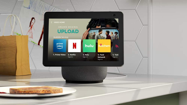 Amazon's New Motion-Tracking, Screen-Swiveling Echo Show 10 is Already $40 off