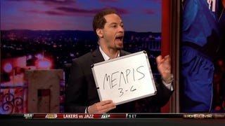 Illustration for article titled ESPN's Chris Broussard Got $10,000 To Speak At A Public University