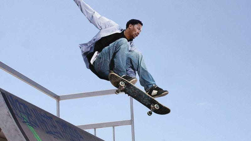 Witnesses said Rose landed the 720 after performing a nollie heelflip and a frontside 360 stalefish earlier in his run.